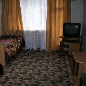 2-х местный 1-но комнатный с удобствами на этаже 1 корпус