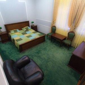 Люкс 2-х местный 1-но комнатный