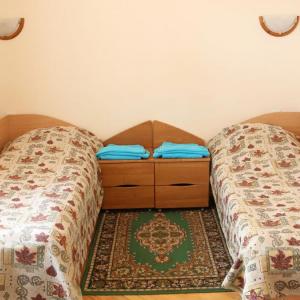 2-х местный 2-х комнатный Люкс №201, 203, 206 корпус 3