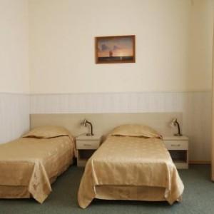 Люкс 2-х местный 2-х комнатный 1 корпус