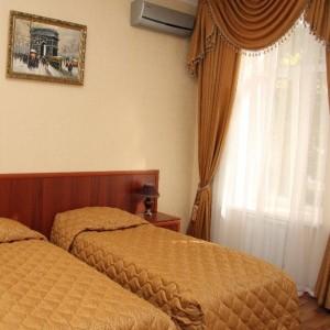 2-х местный 2-х комнатный Люкс 4,5 корпус