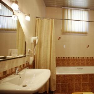 Апартамент 2-х местный 3-х комнатный 5 корпус
