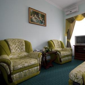 Люкс Улучшенный 2-х местный 2-х комнатный